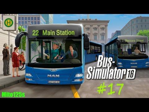 Bus Simulator 16 #17 FINALE w/FaceCam  