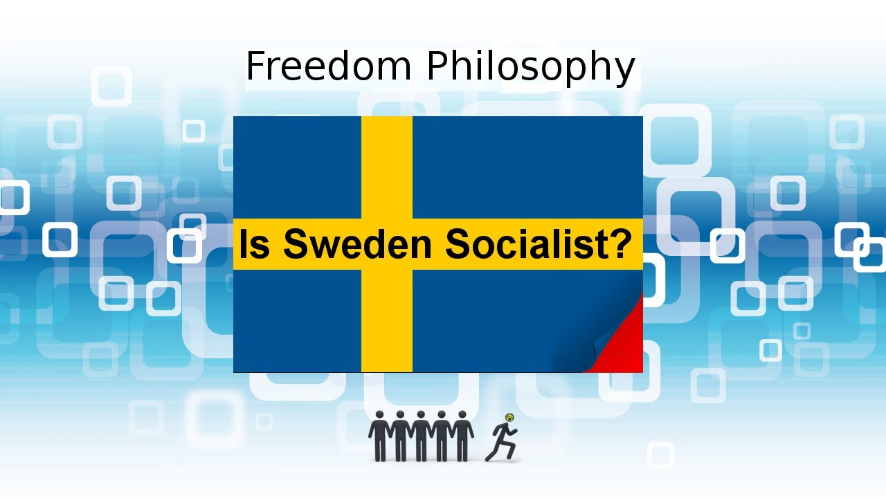 is sweden a socialist country