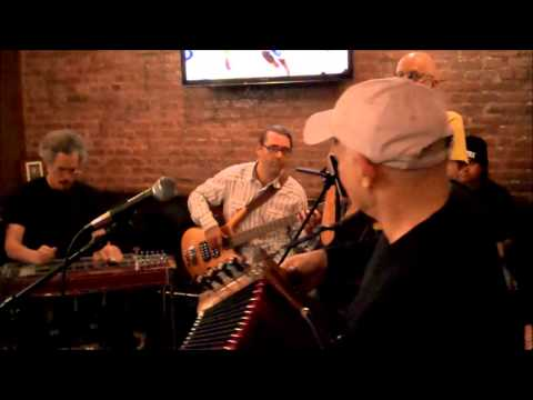 Cajun pedal steel solos - Jeff Lampert