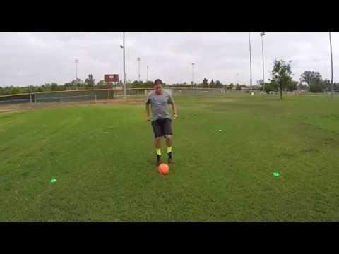 9 Soccer Toe Taps Excercises