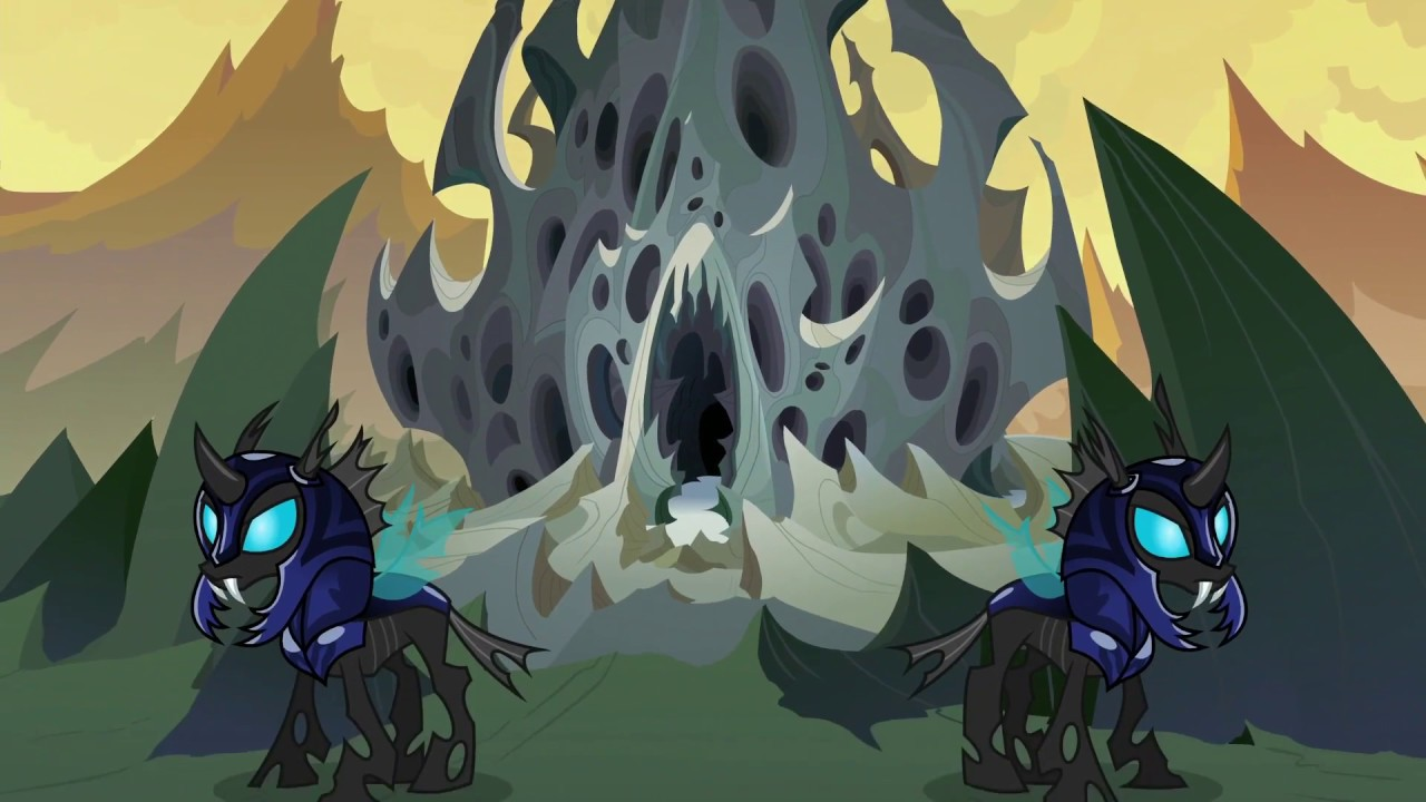 entering the changeling hive