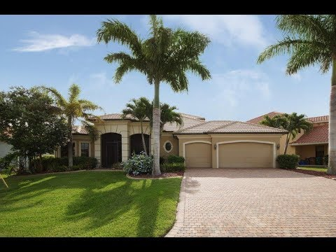 Waterfront House For Sale Cape Coral Fl