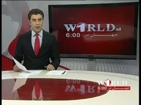 1TV FARS NEWS WORLD AT 6 , 2 MARCH 2013