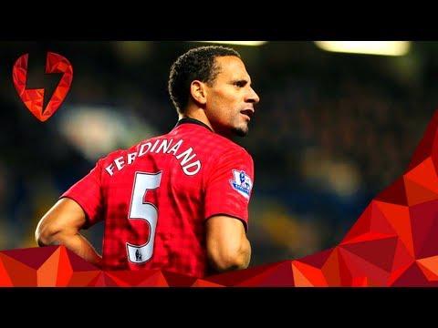 Rio Ferdinand's Top 5 Pre-Game Tracks