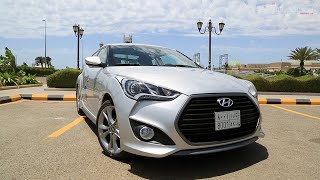 2016 Hyundai Veloster Turbo    2016 смотреть