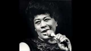"Ella Fitzgerald  ""My One and Only Love"""
