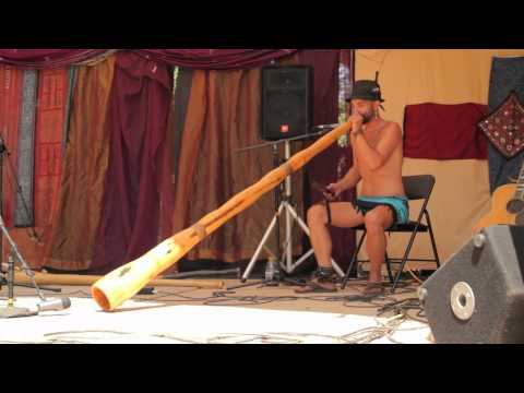 Didgeridoo Solo, Dan Flynn, Computer Aided Didgeridoo Sound Design, InDidjInUs 2012