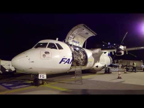 ATR42 & ATR72 Large Cargo Door Freighter Conversions
