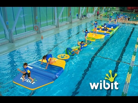 Wibit sports pool 2015 youtube for Sport pools pictures