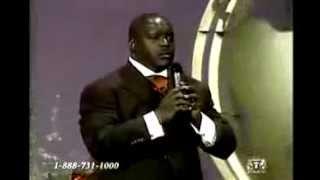 Funny Comedian Imitates Famous Preachers (Joel osteen, T. D. Jakes, Benny Hinn, etc)