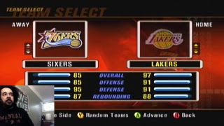 Revisiting: NBA Inside Drive 2002 - Free Agents and more {XBOX Gameplay Video)