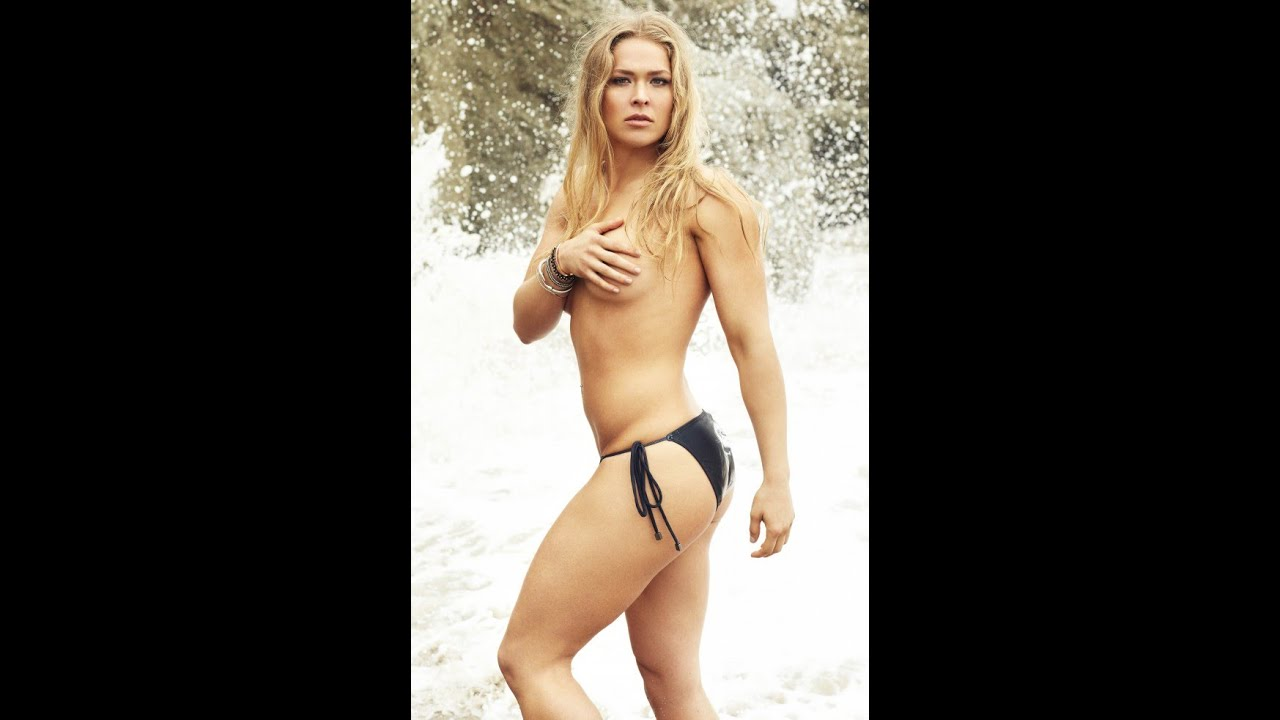 Ronda Rousey Hot Video