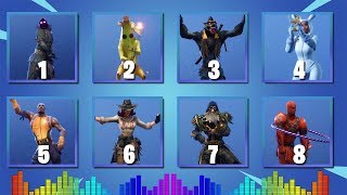 GUESS THE DANCE IN FORTNITE ⏱️ Ultimate Fortnite Quiz #2