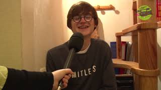 Climate Youth Reporters - Aflevering 4 - voxpop Voeding