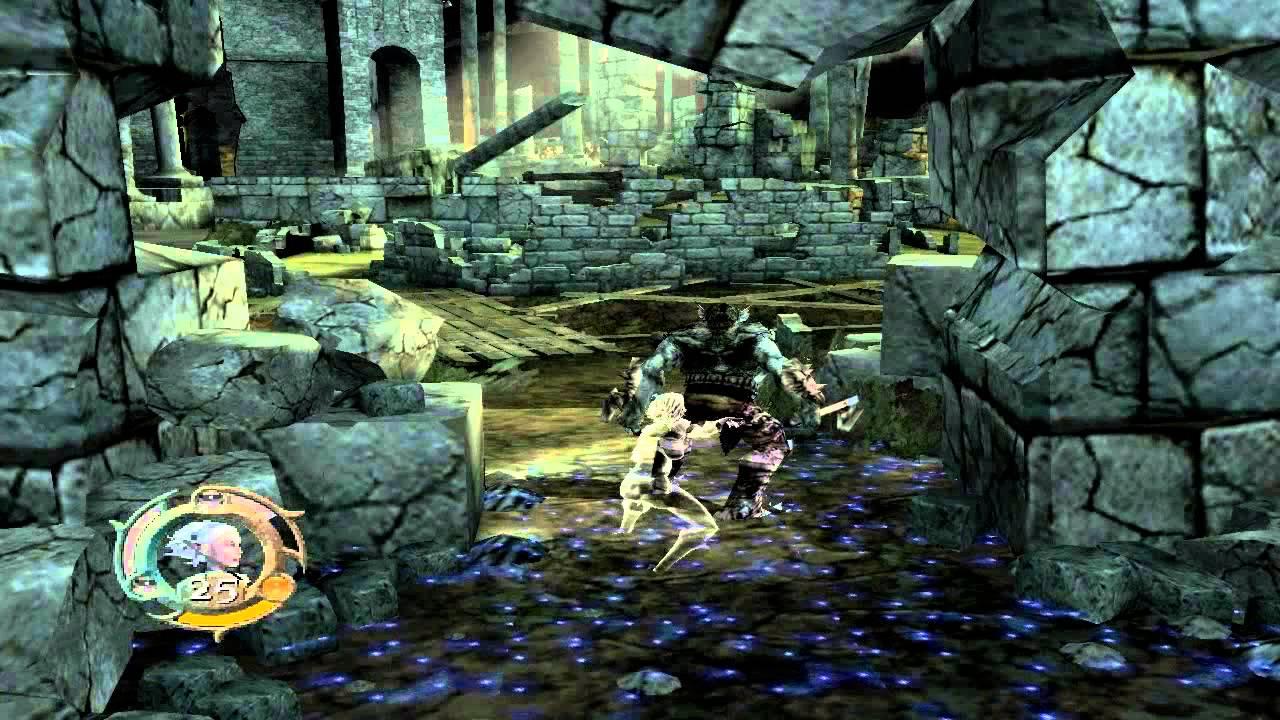 Demon Stone (USA) ISO < PS2 ISOs | Emuparadise
