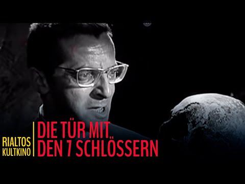"""Edgar Wallace: """"Die Tür mit den 7 Schlössern"""" - Trailer (1962)"""