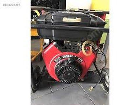10 Kva Briggs stratton Vanguard Jeneratör Arıza ve Genel Bakım Generator  Repair