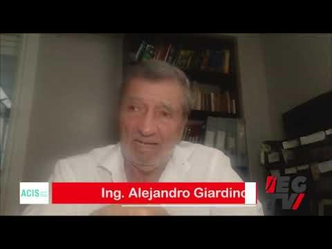 Entrevista al Ing. Alejandro Giardino