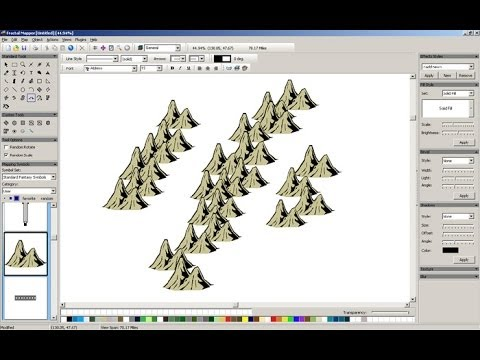 2014 E3 Symbol Creation (Fractal Mapper)