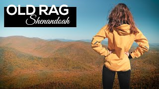 Old Rag Hike in Shenandoah: What You Should Know