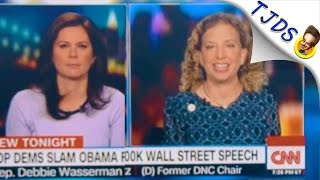 "Ex DNC Chair Scolds Bernie Sanders ""Mind His Own Business!"""