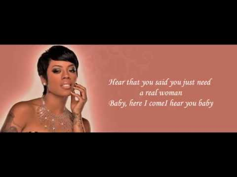 Keyshia Cole - Wonderland (Feat. Elijah Blake) Lyrics HD