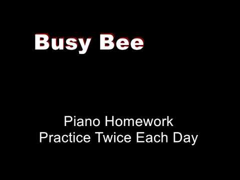 Pre-Level - Busy Bee