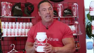 Now LifeStyle Whey Protein Sports Supplements Fitness Overview