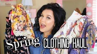 Target Spring Clothing HAUL!!