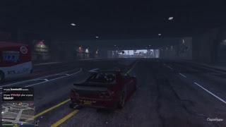 Grand theft auto V ограбление !