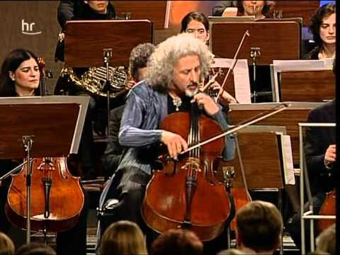Shostakovich: Cello Concerto n.1 op.107 - Mischa Maisky - 1st mvt.