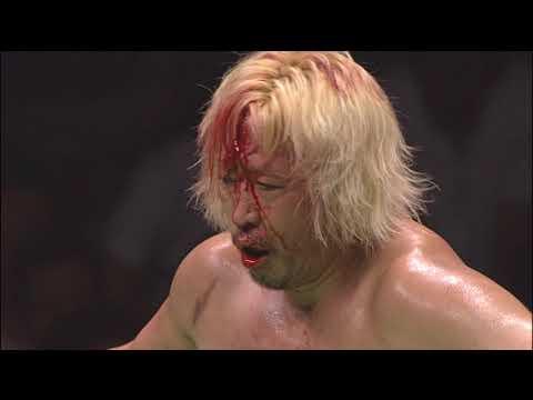 NOAH - Yoshihiro Takayama vs Takashi Sugiura