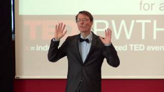 This talk was given at a local tedx event, produced independently of the ted conferences. lauterbach talks about his scientific and political career that led...