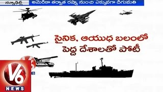 USA stands Topper in supplying weapons to India thumbnail
