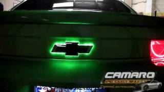 Chevrolet Camaro Synergy Videos