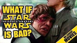 STAR WARS THE FORCE AWAKENS - What If It
