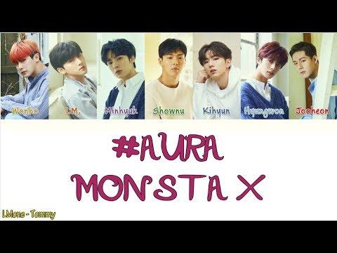 MONSTA X (몬스타엑스) - AURA [Arabic Sub]