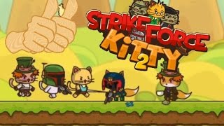 Free Game Tip - StrikeForce Kitty 2