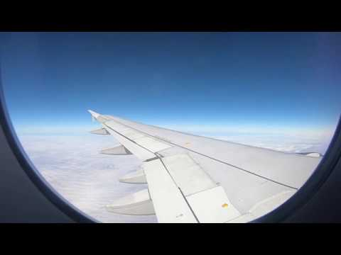 ASMR - Airplane | Jet sounds for Relaxing | Ambient Sounds | In the Sky