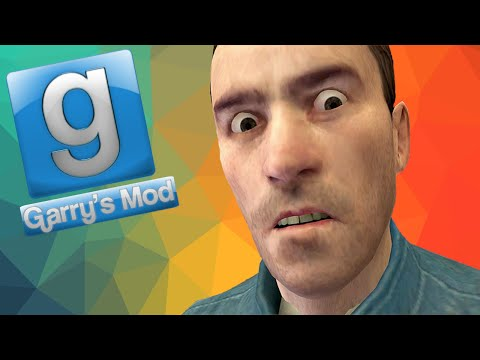 Garrys Mod Hide & Seek Fun - Presentation, Falling Tag, Worst Plan Ever