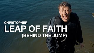 Cover images Christopher - Leap of Faith (Behind the Jump)