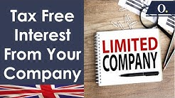 Charging interest on a directors loan to a limited company (taking tax free money)