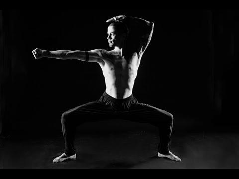 Хатха йога с Антоном Ивановым
