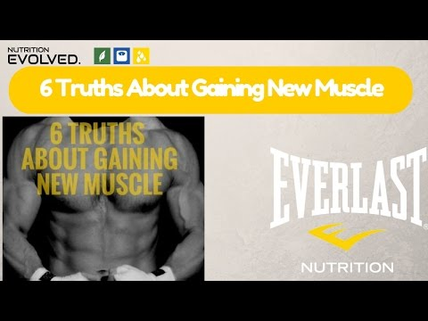 6 Truths about Gaining New Muscle