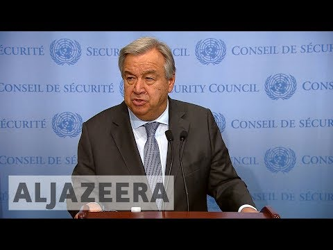 UN chief draws attention to CAR crisis