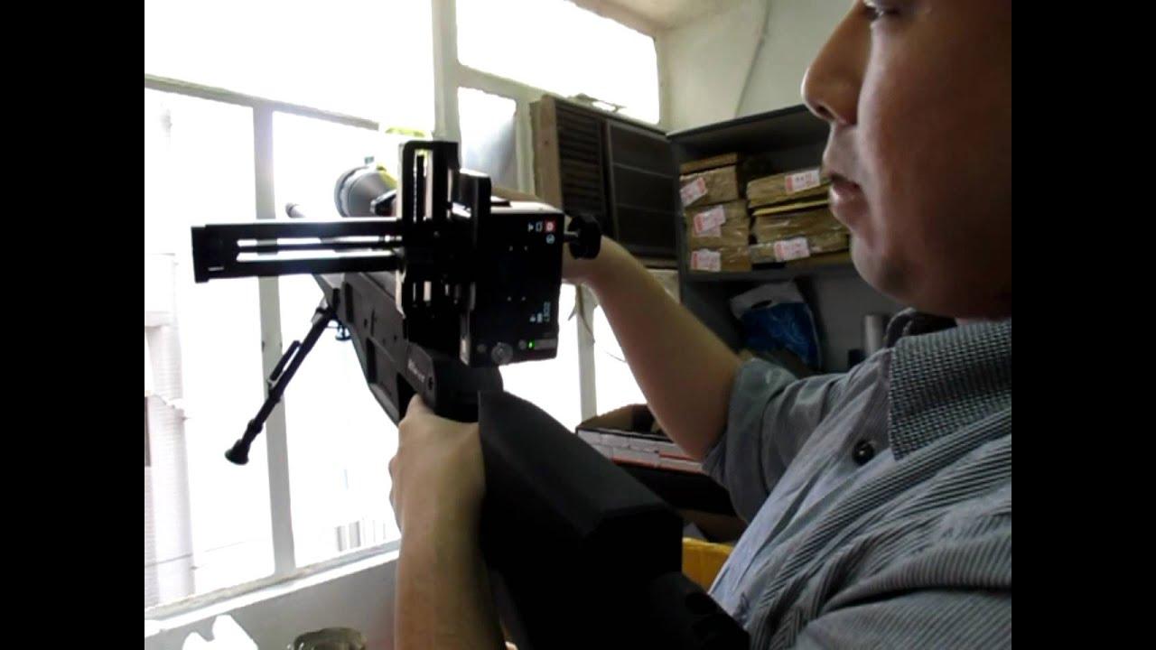 Oscilloscope With Camera Mount : Camera scope mount youtube