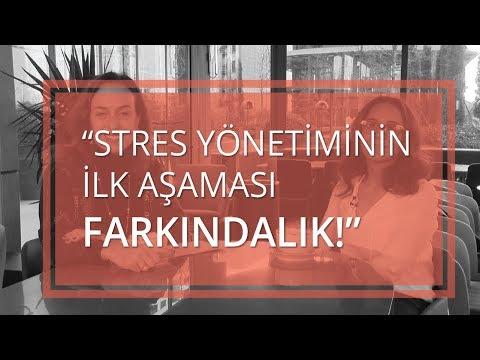 Stresimi Nasıl Yönetebilirim? - Ebru Şinik & Sedef Nasuhioğlu | BinYaprak