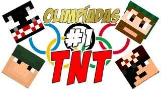#01. Minecraft: Olimpíadas TNT.