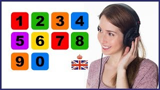 Numbers in English - Listening test