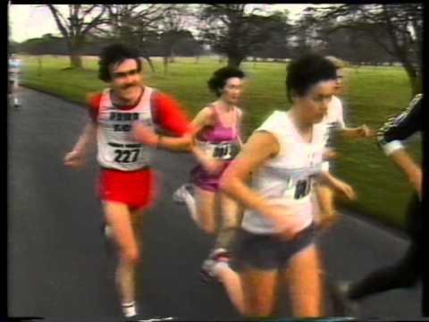 1989 Sunday World 10km Martin Flynn, Jerry Kiernan, Johnny Bolger, Olive Bollard